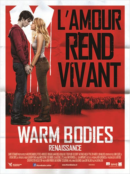 Warm Bodies (2013) [VOSTFR]  [WEB-DL 720p]
