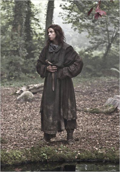 Game of Thrones : photo Natalia Tena