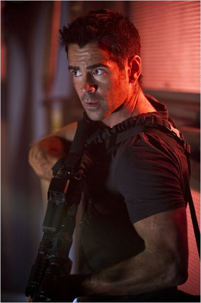 Total Recall M&#233;moires Programm&#233;es : photo Colin Farrell
