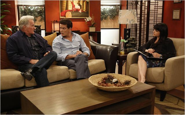 Anger Management : photo Charlie Sheen, Martin Sheen, Selma Blair