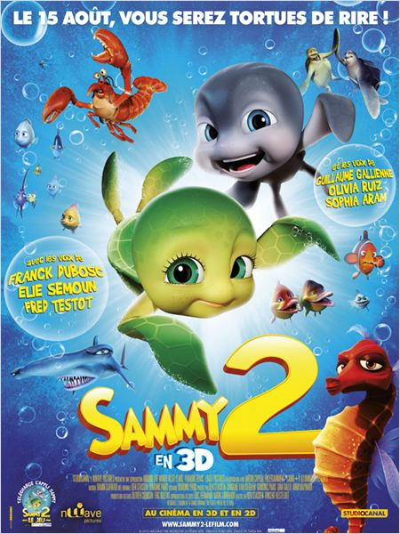 Sammy's avonturen 2 [BDRip] [MULTI]