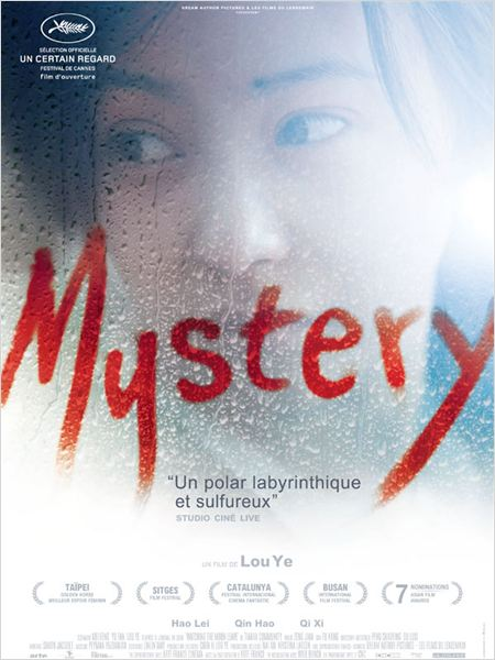 Mystery : affiche