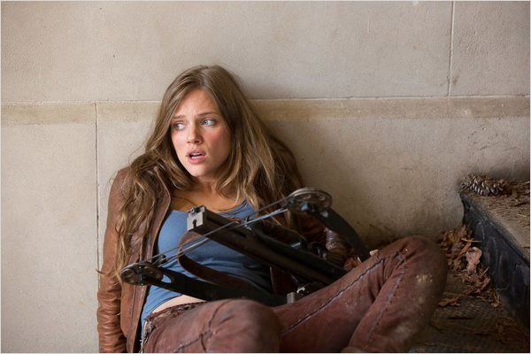 Photo Tracy Spiridakos