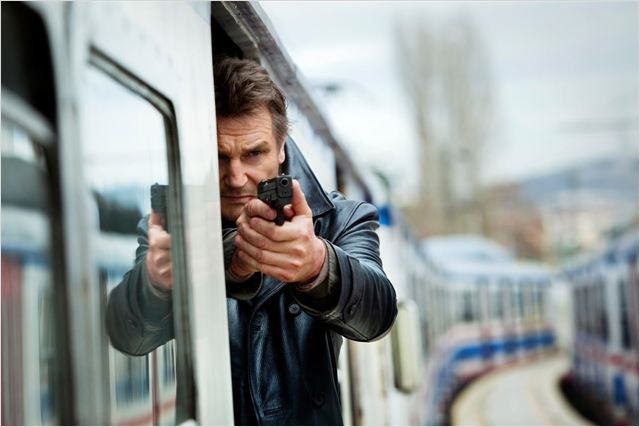 Taken 2 : photo Liam Neeson