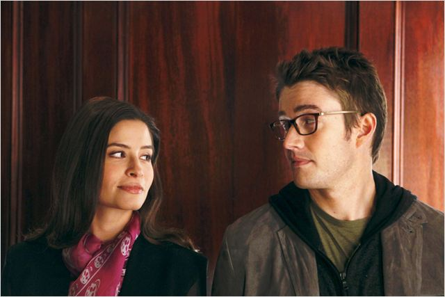 Photo Mercedes Masöhn, Robert Buckley