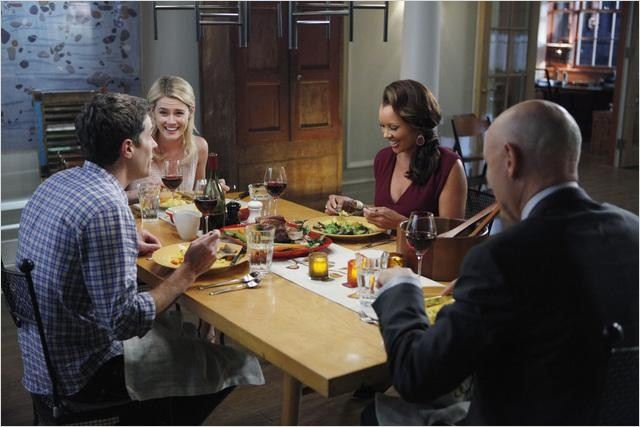 Photo Dave Annable, Rachael Taylor, Terry O'Quinn, Vanessa Williams