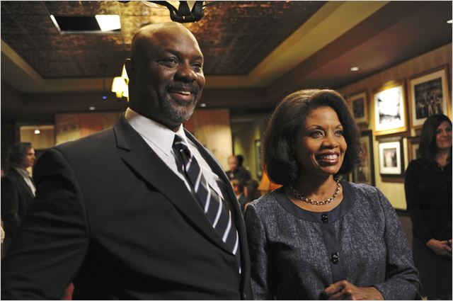 Photo J. Karen Thomas, Robert Wisdom