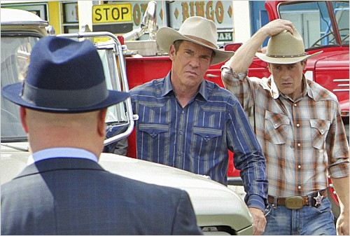 Vegas (2012) : photo Dennis Quaid, Jason O&#39;Mara, Michael Chiklis