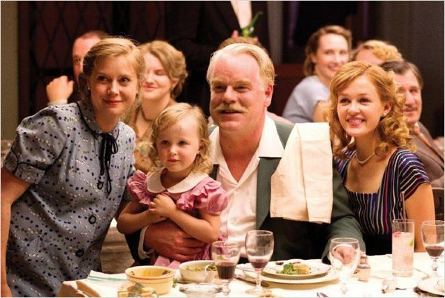 The Master : photo Amy Adams, Philip Seymour Hoffman