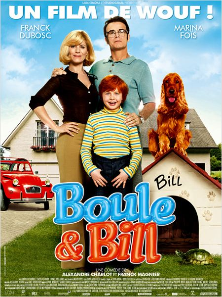 Boule & Bill (2012) [FRENCH] [DVD-R PAL]
