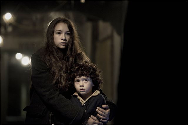 The Secret : photo Jakob Davies, Jodelle Ferland, Pascal Laugier