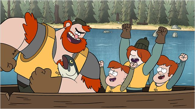 Souvenirs de Gravity Falls : photo