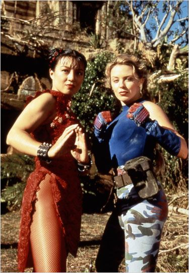 Street Fighter - L&#39;ultime combat : Photo Kylie Minogue, Ming-Na Wen, Steven E. De Souza