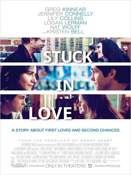20506641 Stuck in Love Film streaming