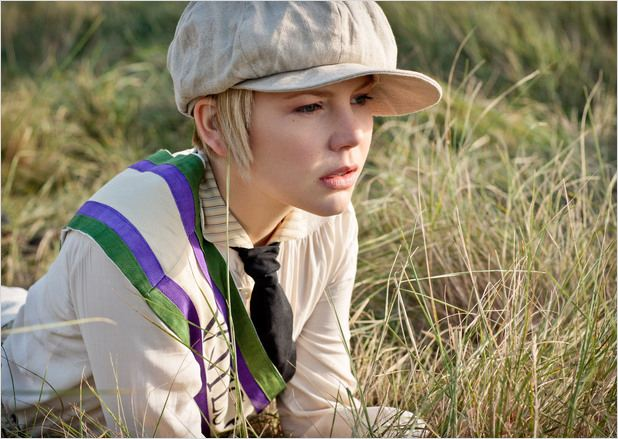 Parade's End : photo Adelaide Clemens