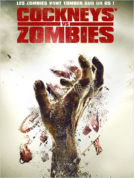 Cockneys vs Zombies [DVDRIP-AC3] [VOSTFR]  [MULTI]