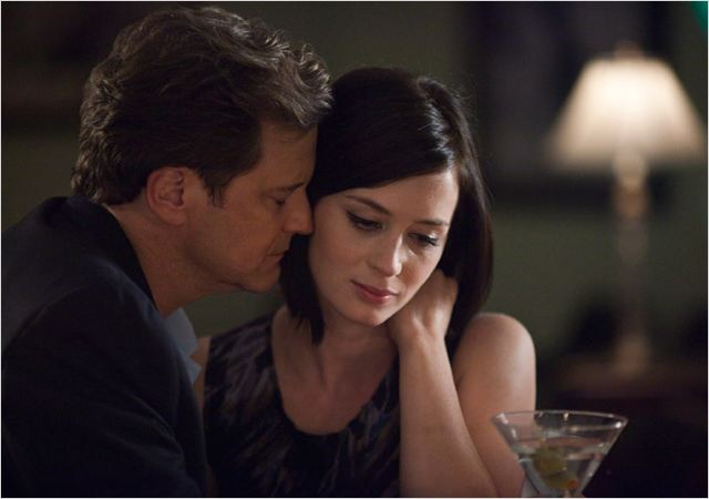 Arthur Newman : photo Colin Firth, Emily Blunt