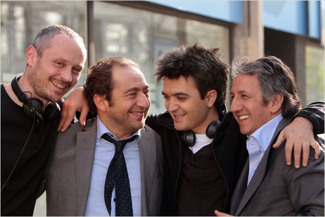 Stars 80 : Photo Frédéric Forestier, Patrick Timsit, Richard Anconina, Thomas Langmann