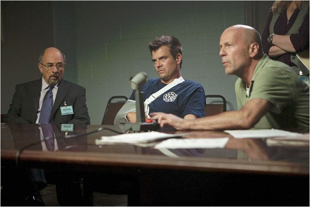 Fire with fire, vengeance par le feu : Photo Bruce Willis, Josh Duhamel, Richard Schiff