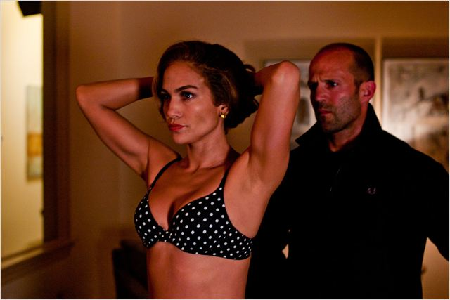Parker : photo Jason Statham, Jennifer Lopez