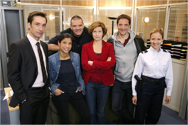 Photo Benjamin Egner, Jean-Baptiste Puech, Juliette Navis, Leslie Lipkins, Marie Bunel