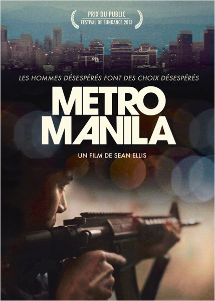 Metro Manila : Affiche