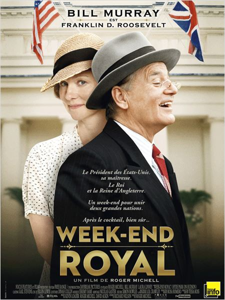 Week-end Royal |VOSTFR| [BRRip]