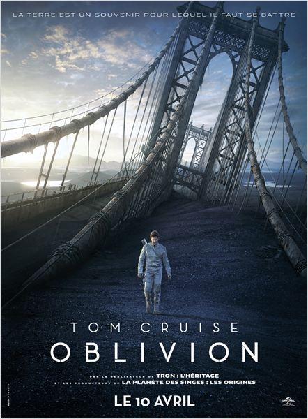Oblivion : affiche