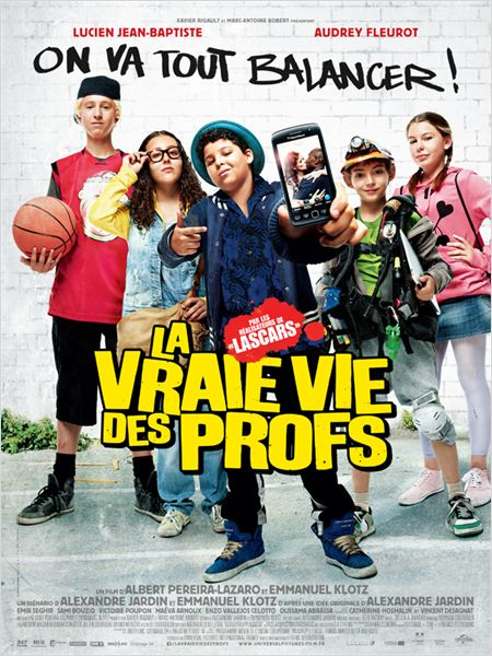 La Vraie vie des profs (2013) [FRENCH] [DVDRiP AC3]