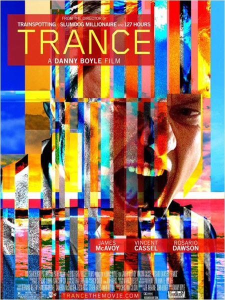 Trance : Affiche