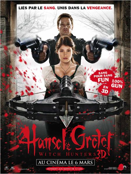 Hansel & Gretel : Witch Hunters |FRENCH| [BRRiP | AC3 | SUBFORCED | PROPER]