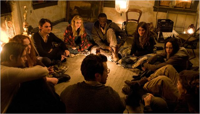 The East : Photo Aldis Hodge, Alexander Skarsgård, Brit Marling, Ellen Page, Shiloh Fernandez