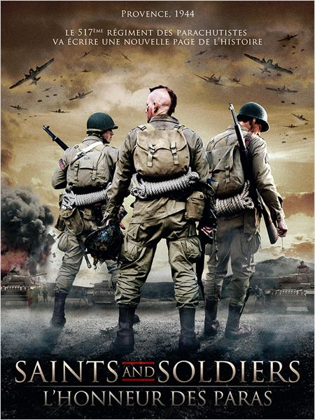 [MULTI] Saints and Soldiers : L'honneur des Paras [DVDRiP - TRUEFRENCH] [MP4]