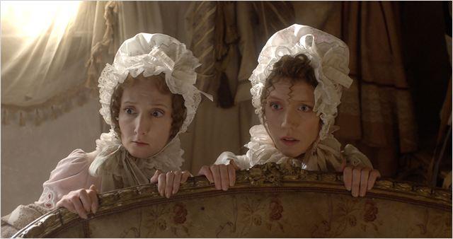La Belle et La Bête : Photo Audrey Lamy, Sara Giraudeau