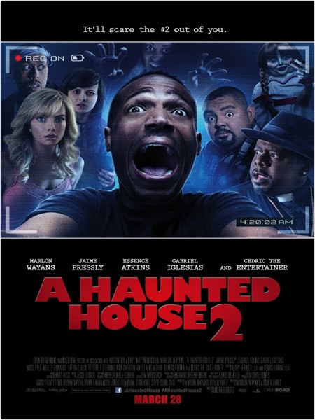 A Haunted House 2 [DVDRiP] [MULTI]