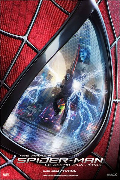 The Amazing Spider-Man : le destin d'un Héros : Affiche