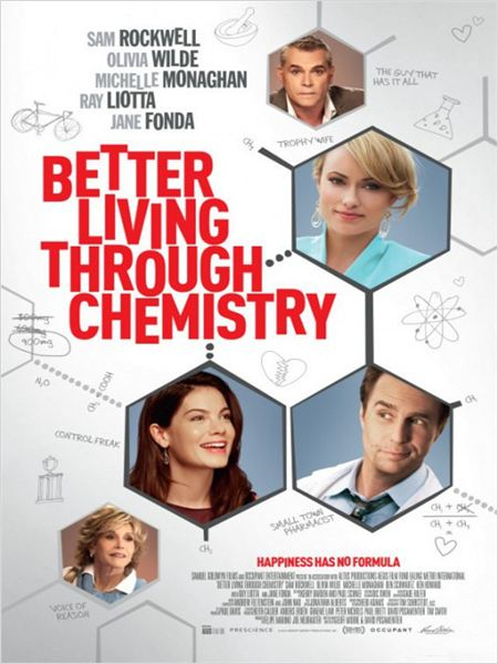 film Better Living Through Chemistry en streaming