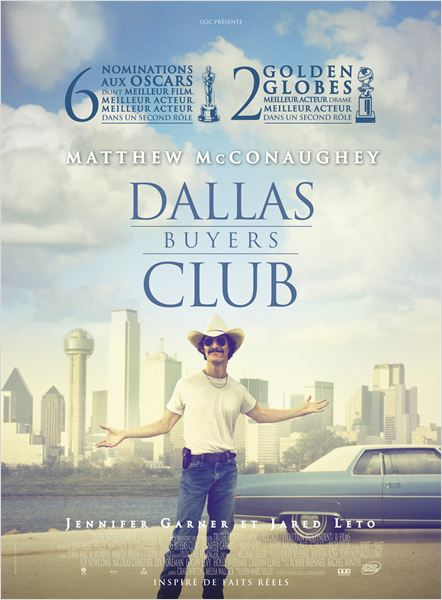Dallas Buyers Club : Affiche