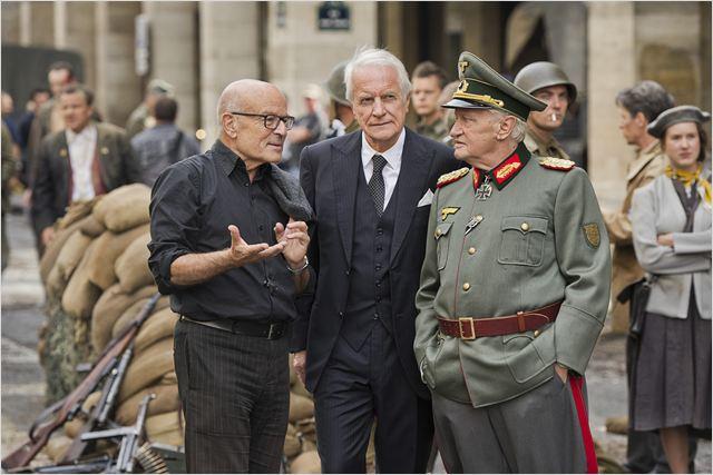 Diplomatie : Photo André Dussollier, Niels Arestrup, Volker Schlöndorff