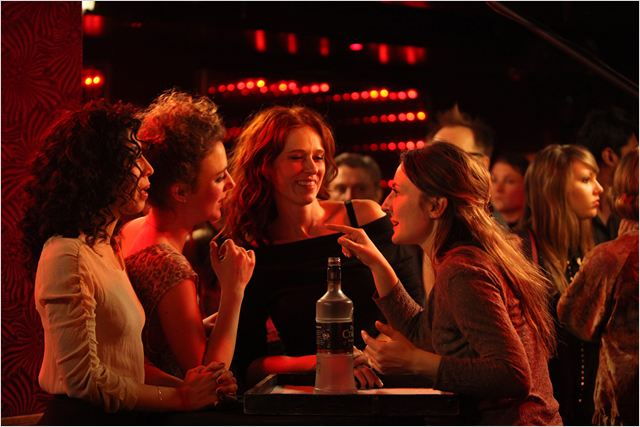Les Gazelles : Photo Audrey Fleurot, Camille Chamoux, Joséphine de Meaux, Naidra Ayadi