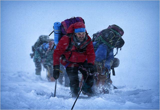 Everest : Photo Jason Clarke