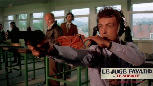 Le Juge Fayard dit le shériff : Photo
