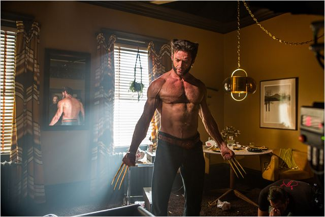 X Men: Days of Future Past : Photo Hugh Jackman