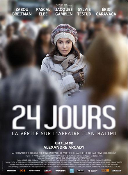 24 jours, la vérité sur l'affaire Ilan Halimi ddl