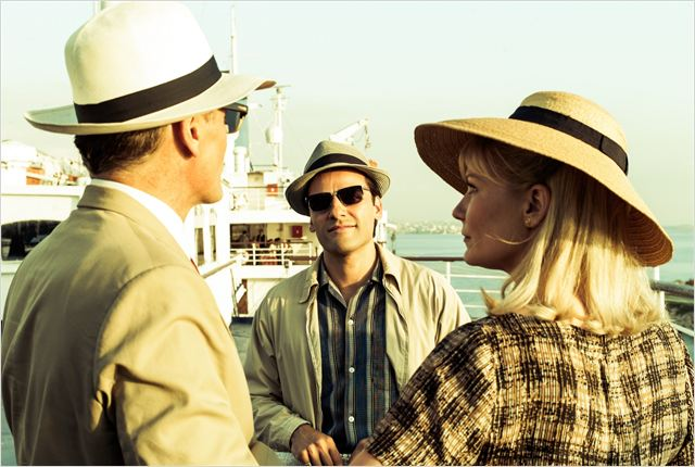 The Two Faces of January : Photo Kirsten Dunst, Oscar Isaac, Viggo Mortensen