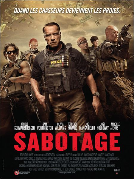 Sabotage [FRENCH-DVDRIP]