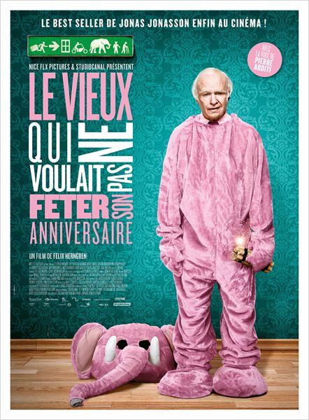 Telecharger Le Vieux qui ne voulait pas fêter son anniversaire French DVDRIP Gratuitement