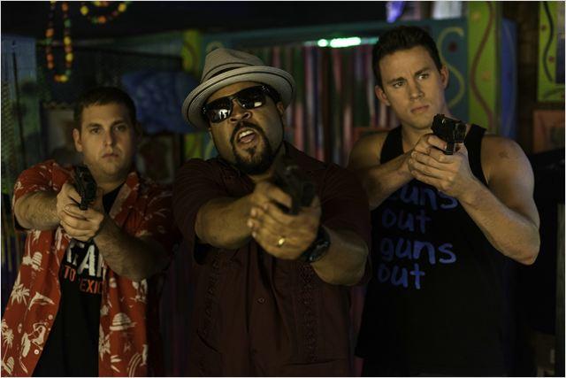 22 Jump Street : Photo Channing Tatum, Ice Cube, Jonah Hill