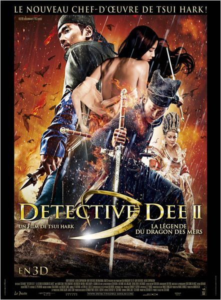 Détective Dee 2