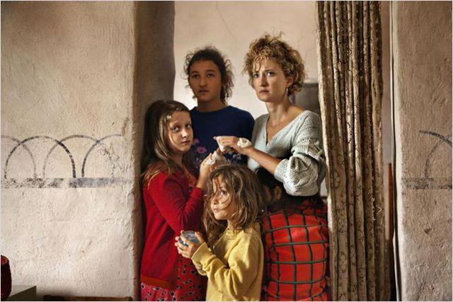 Les Merveilles : Photo Agnese Graziani, Alba Rohrwacher, Maria Alexandra Lungu